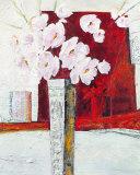 Vaso con Fiori I Prints by Bernice Ricca