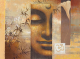 Tiempo de reflexiones I Reproducción por Wei Ying-wu