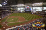 Milwaukee Brewers- Miller Park Print