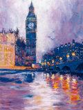 Big Ben, London Posters par Roy Avis