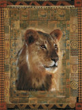 Lion Prints by Rob Hefferan