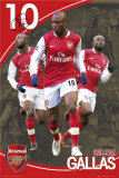 Arsenal- Gallas Affiches