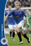 Rangers- Steven Naismith Print