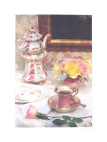 High Tea Collectable Print by Harvey Edwards