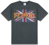 Def Leppard - Vintage Jack Overdye T-shirts
