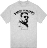 The Big Lebowski - Mark it Zero, Dude (Slim Fit) T-Shirts