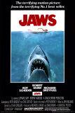 Čelisti / Jaws, 1975 (filmový plakát vangličtině) Obrazy