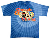 Cheech And Chong - Cheech And Chong Spiral T-shirts