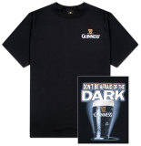 Guinness - Don't Be Afraid of the Dark T-shirts