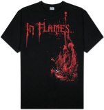 In Flames - Splattered Phoenix T-shirts