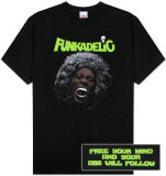 Funkadelic - Afro Girl T-Shirts