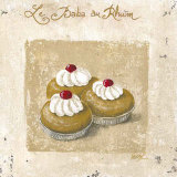 Le Baba au Rhum Prints by Véronique Didier-Laurent