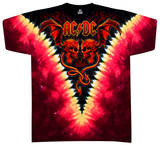 AC/DC - Evil Wings Camiseta
