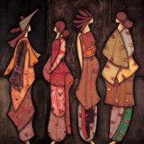 A Poba Prints by Franck Ayroles