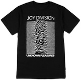 Joy Division - Unknown Pleasures T-paidat