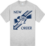 New Order - Everything's Gone Green Tshirt