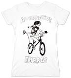 Juniors: Tee Hugger - Alternative Energy T-shirts