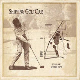 Shipping Golf Club Posters