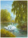 White Symphony II Prints by Brian Smyth