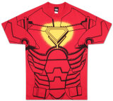 Iron Man - Costume Tee T-shirts