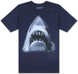 Jaws - Large Face T-shirts