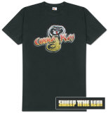 Karate Kid - Cobra Kai - Sweep the Leg T-shirts