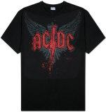 AC/DC - Logo avec des ailes T-Shirts