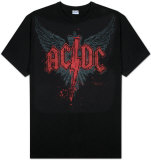 AC/DC - Logo with Wings Shirts