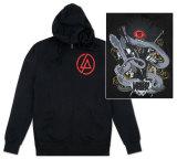 Zip Hoodie: Linkin Park - Snake Mason Zip Hoodie