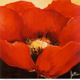 Red Beauty I Print by Jettie Roseboom
