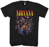 Nirvana- Live Concert Photo T-shirts