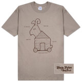 Monty Python - Rabbit Plans Tシャツ