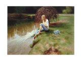 Tranquil Waters Prints by Tina Spratt