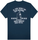 24 - Jack Bauer Spared Your Life T-Shirt