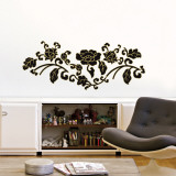 Noir Baroque Mode (wallstickers)