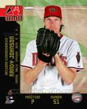 Arizona Diamondbacks - Randy Johnson Photo Photo