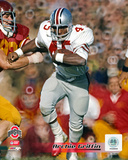 Archie Griffin Ohio State University Buckeyes 1973 Action Photo