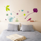 Esprit Zen Wall Decal