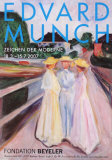 Madeban auf dem Pier, c.1896 Posters par Edvard Munch