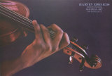Violin Posters by Harvey Edwards