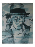 Joseph Beuys Collectable Print by Andy Warhol