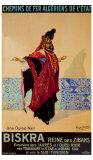Biskra Giclee Print by Roger Irriera