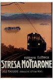 Stresa-Mottarone Giclee Print by  Richter