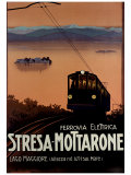Stresa-Mottarone Giclee Print by Richter 