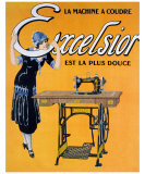 Excelsior est la Plus Douce Giclee Print