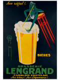 Bierre Lengrand Giclee Print
