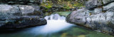 Waterfall Cascading Through Boulders Photographic Print by  Panoramic Images