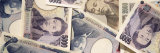 Five Thousand Yen Notes and Two Thousand Yen Notes Photographic Print by  Panoramic Images