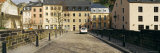 Car Moving on the Street, Luxembourg City, Luxembourg Photographic Print by  Panoramic Images