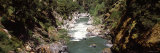 River Flowing Between Mountains, Salmon River, California, USA Photographic Print by  Panoramic Images
